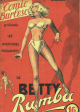 Éditions E.G.E. : COMIC BURLESC présente BETTY RUMBA - N° 1