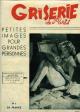 Éditions Griserie : GRISERIE DE PARIS - N° 1