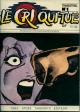 Éditions Atoss Takemoto : LE CRI QUI TUE - N° 1