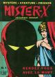 Éditions Les Publications Illustrées : MISTER-X - N° 1