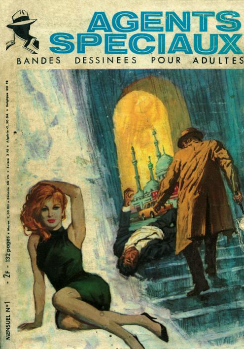 Éditions S.F.P.I. : AGENTS SPÉCIAUX - N° 1