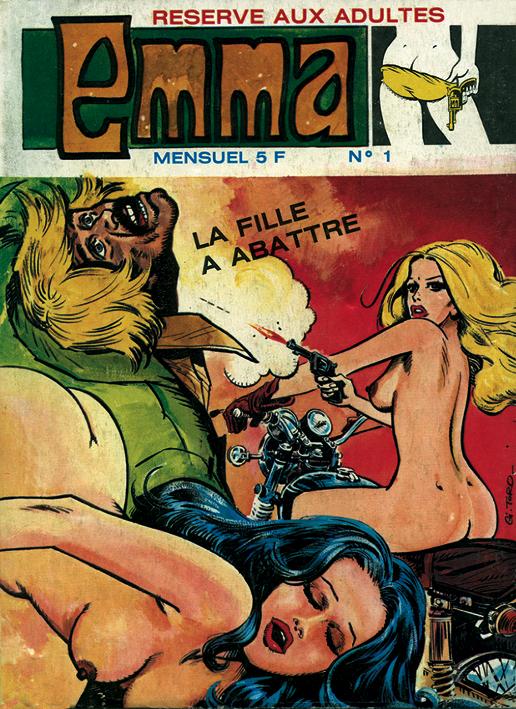 Éditions Cottreau : EMMA - N° 1