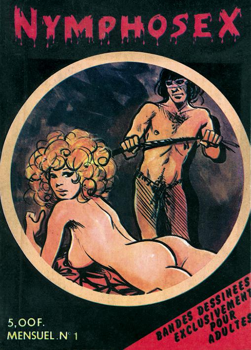 Éditions E.D.H. : NYMPHOSEX - N° 1