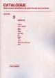 1re Couv. Volume 2