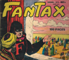 FANTAX (2<sup>e</sup> série) - N° 8 (source web)