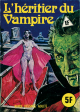 HORS SÉRIE JAUNE - Non N° - (A 7) - Num. int. 58 - « L'héritier du vampire »