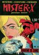 MISTER-X - N° 2