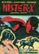 MISTER-X - N° 3