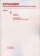1re Couv. Volume 1