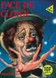 SÉRIE ROUGE - « Face de clown » - N° 151 / 166 - (N° 151) - Num. int. 166